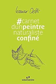 #carnet d'un peintre naturaliste confiné par Lorenzo Dotti
