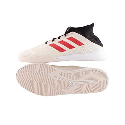 adidas Herren Sportschuhe Predator 19.3 TR Pogba Weiss Schwarz G26317 weiß 685001