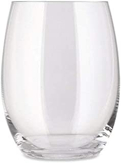 Alessi SG119/3S4 Mami XL Sg119/3S4-Design Design Long Drink Tumblers in Crystalline, Set of 4, Glass
