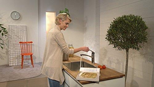 Hansgrohe – Focus Küchenmischer, schwenkbar, Komfort-Höhe 160 - 4