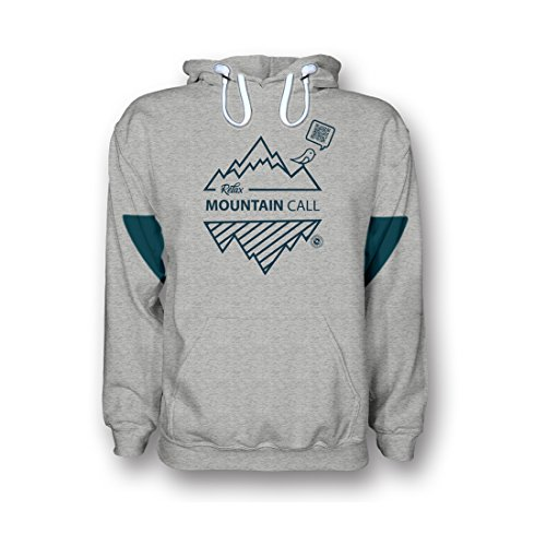 Dressed In Music Sudadera con Auriculares y micrófono Lavables - Mountain Call Relax - Promo 15% Descuento