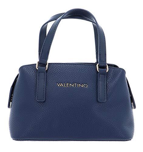 Valentino Damen Handtasche Henkeltasche blau navy VBS2U809