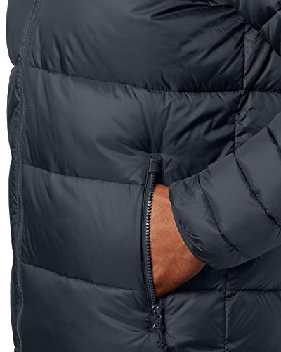 Columbia Men's Frost Fighter Insulated Warm Puffer Jacket, graphite, L