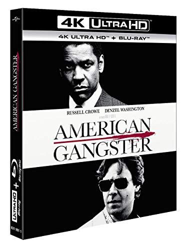 American Gangster [4K Ultra HD + Blu-Ray]