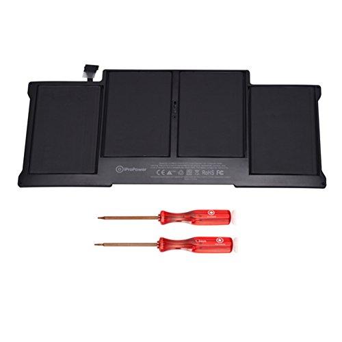"""iProPower 7200mAh Höhe Kapazität A1377 A1405 A1496 Ersatz Akku für MacBook Air 13"""" A1369 A1466 A1496 Ersatz Batterie 2010-2014 Version"""