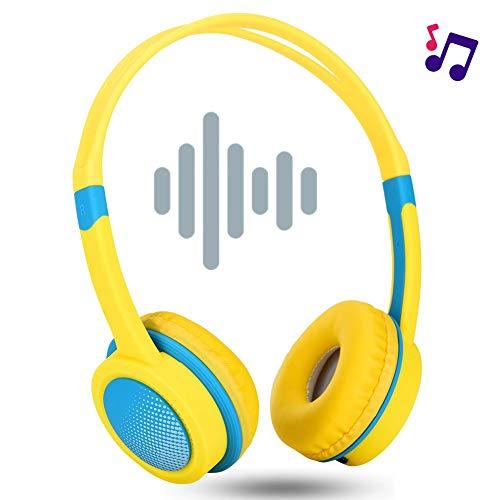 VBestlife Hoofdtelefoon voor kinderen, met 85 dB volume, beperkte gehoorbescherming, kabelgebonden hoofdtelefoon voor kinderen