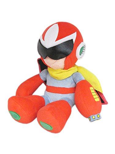 Little Buddy Mega Man All Star Collection 10' Proto Man Stuffed Plush