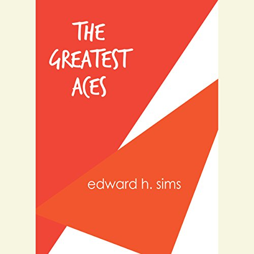 The Greatest Aces audiobook cover art