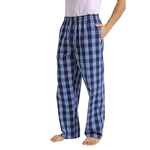 Yowablo Cargo Hose Kampfhose Arbeitshose Sweathose Bundhose Freizeithose Feldhose Outdoorhose Jogginghosen Sporthose Trousers Securityhose Stoffhose (XXL,Blau)