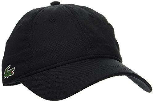 Lacoste Sport Rk2447 Gorra de béisbol, Negro (Noir), Talla única (Talla del...