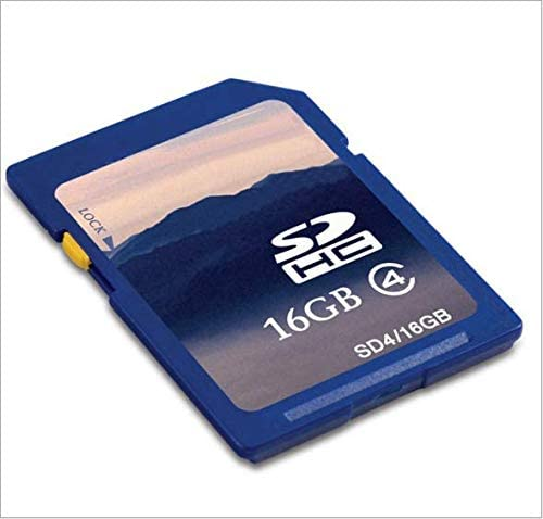WOSPORTS 16GB SD Card for Trail Camera