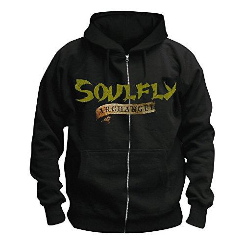 Mam Soulfly - Archangel - Kapuzenjacke/Zipper Größe L
