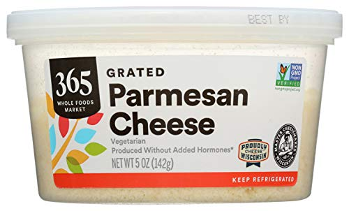 365 by Whole Foods Market, Grated Parmesan