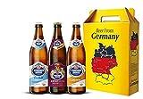 季節限定商材入り シュナイダー・ヴァイセ クリスタル オリジナル アヴェンティヌス ドイツビール 500ml 3本(3種) 飲み比べセット 【専用ギフトBOXでお届け】