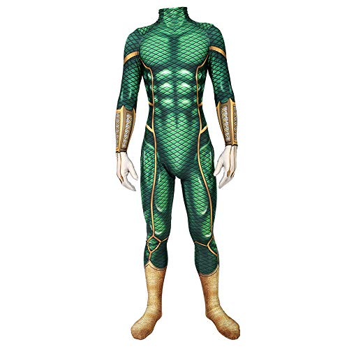 ZZX Spiderman Costume, Superhero Costume, Halloween Carnival Costume, Movie Cosplay Party Costume, 3D Style, Adult/Child,Men-M