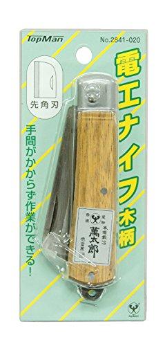 Japanisches Werkmesser, gerade Schneide