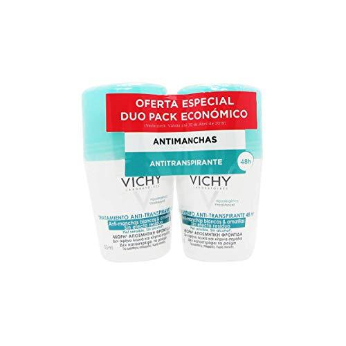Vichy Deo Intensive Transpiration Keine Flecken 2x50ml