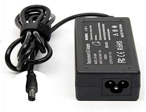 PRITECH - Cargador Adaptador para portátiles con Cable de alimentación Incluido (65W (19.5V 3.34A - 7.4 x 5.0 x 0.6 mm)) CC-0188