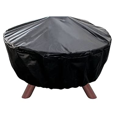 Landmann USA 29300 Big Sky Fire Pit Cover, 30-Inch Diameter