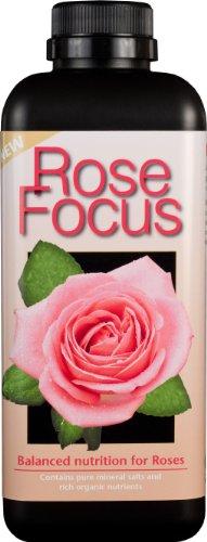 Fertilizante / Abono para rosas Growth Technology Rose Focus (1L)