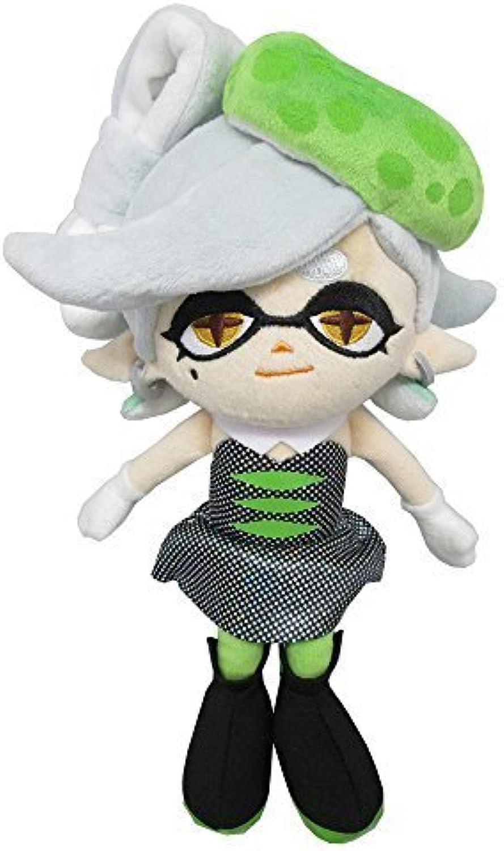 excelentes precios Sanei Splatoon Plush Series Series Series  8.5  Marie verde Squid Sister by Sanei  Esperando por ti