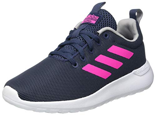 Adidas Lite Racer CLN, Unisex-Kinder Hallenschuhe, Blau (Azul 000), 36 2/3 EU