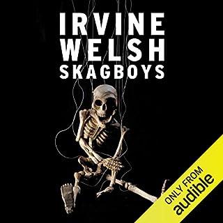 Skagboys audiobook cover art