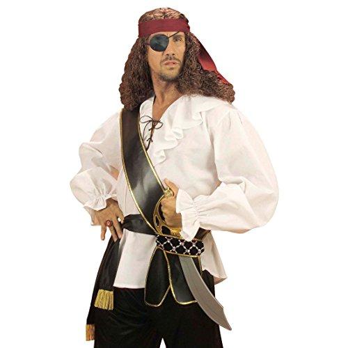 Piraten Schwerthalter Musketier Schwertgürtel Schwert Gürtel Waffengürtel Schärpe Mittelalter Kostüm Accessoire