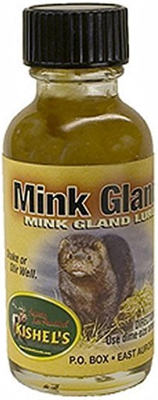 Kishel'S Quality Animal Scents Mink Gland Lure Bottle, 1Ounce by Kishel'S Quality Animal Scents