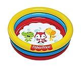 Bestway Fisher-Price Planschbecken 'Safari' mit 25 Spielbällen 91 x 25 cm