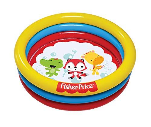 Bestway Fisher-Price 93501 Pataugeoire avec 25 balles