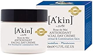 A'Kin Rose De Mai Anti-Oxidant Day Creme (50ml) (Pack of 6) - はデ舞抗酸化日クリーム(50)に上昇しました x6 [並行輸入品]