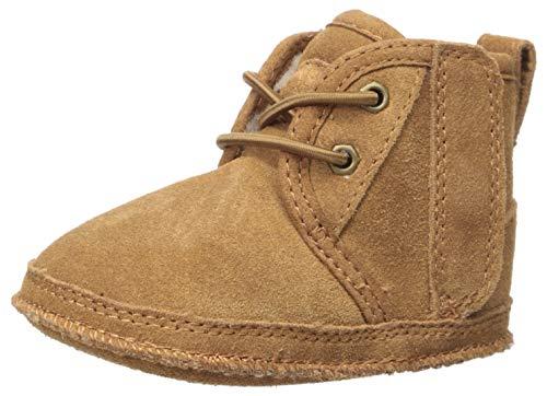 UGG Baby's Unisex Baby Neumel Classic Boot, Chestnut, 0.5 (UK)