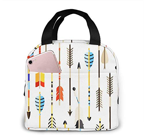 Bolsa de almuerzo con aislamiento Bolsa fresca para loncheras Tela impermeable Bolso de picnic plegable para mujeres Hombres adultos Niños Lily Swans Lake Lilies-8