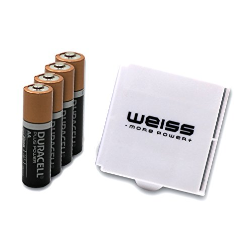 Packs Duracell Plus Power Pilas alcalinas AA (MN1500/LR6) 4er-BOX