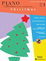 Faber Piano Adventures - Student Choice Series Christmas Level 4