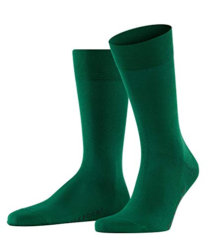 FALKE Cool Herren 24/7 M SO Socken, Blickdicht, Grün (Golf 7408), 41-42 (UK 7-8 Ι US 8-9)