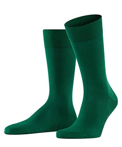 FALKE Herren Socken  Cool 24/7, 80prozent Baumwolle - hoher Feuchtigkeitstransport kühlende Wirkung, 1er Pack, Grün (Golf 7408), 45-46