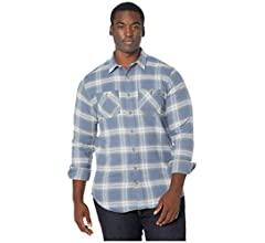 Timberland PRO Mens Woodfort Flex Flannel Work Shirt (Big/Tall): Amazon.es: Ropa y accesorios