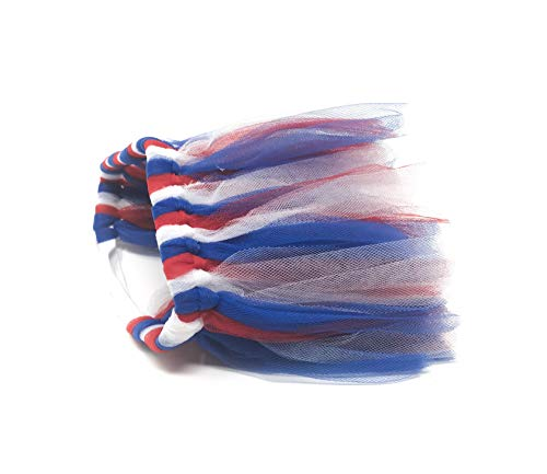 "Tutu Joli Independence Day Pet (Dog and Cat) Tutu Skirt 4th of July (XL (21-24"")) Review"