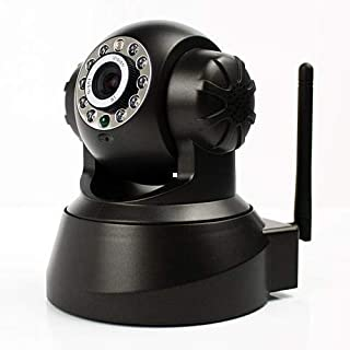 Wanscam P2P Indoor M-JPEG Series Two-way Audio Security Wireless IP Surveillance Camera with Motion Detection and Night Vi...