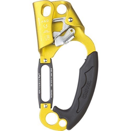 GRIVEL Up & Down Ascender Gold, Right by
