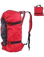 YUMILI Klättringsväska – väska vikbar axelrem för utomhus camping vandring