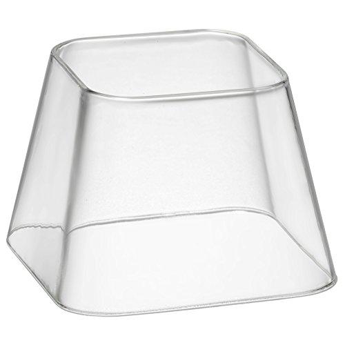 WMF Stratic Ersatzglas für Windlicht spülmaschinengeeignet