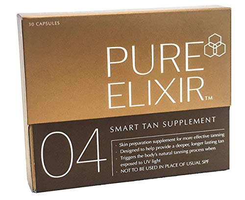 Tanning Tablets, Best Tanning Tablets Pills, Best Tanning Tablets, Tanning Pills, Tanning Supplements, Tanning Tablets That Work, Tanning Vitamins, 04 Smart Tan by Pure Elixir