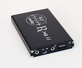ALO audio Rx MKII Portable Headphone Amplifier - Black