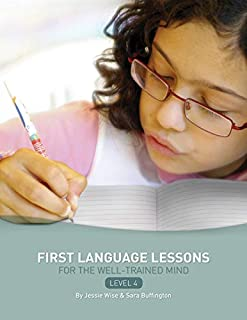 First Language Lessons Level 4: Instructor Guide