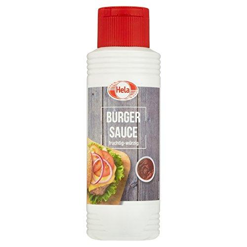 Hela Burger Sauce, 339 g