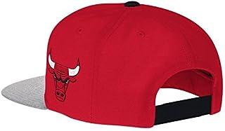 adidas Chicago Bulls National Basketball Association Red Snapback Hat