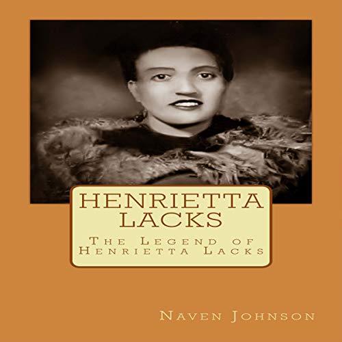 Henrietta Lacks audiobook cover art